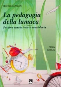 copertina pedagogia della lumaca piccolo